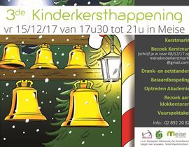 Kinderkersthappening op 15 december