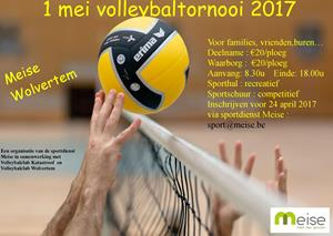 Volleybaltornooi